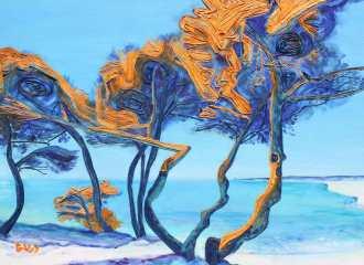 Babilotte Michèle Peinture Pins
