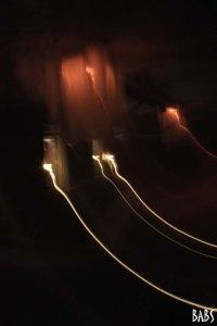 Effets de lumières. Photo.