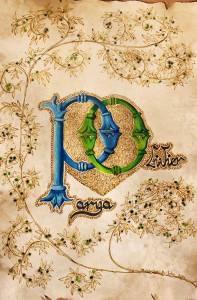 Monogramme prénom Olivier